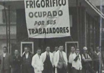 Acto homenaje a 60 años de la toma del Frigorífico Lisandro De La Torre