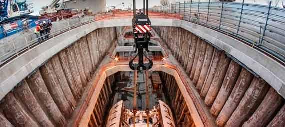 Avanzarán con las obras para hacer un Viaducto en el Tren Sarmiento
