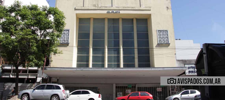 Cada vez falta menos para la reapertura del Cine El Plata