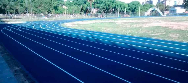 Parque Avellaneda: piden que se declare de interés social la Pista de Atletismo