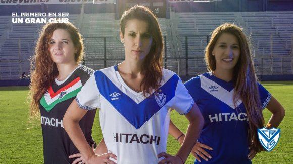 Vélez Sarsfield conmemorará el Día de la Mujer