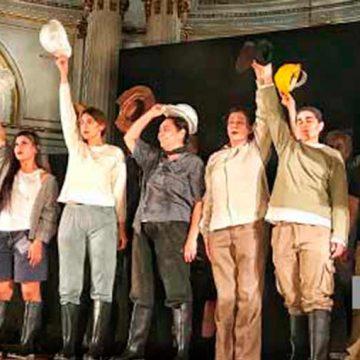 Res o No Res pasa por el Ciclo de Teatro Comunitario