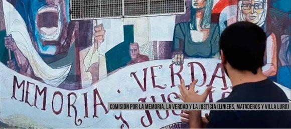 Jornada de Homenaje a los detenidos-desaparecidos en Liniers