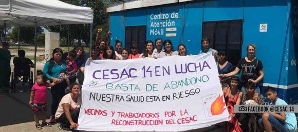 Emergencia sanitaria en Villa Cildañez