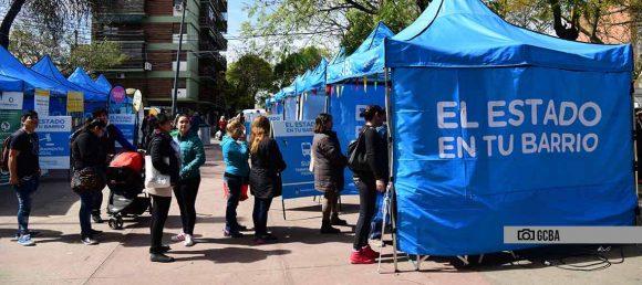 """El programa """"Anses en tu barrio"""" llega a Parque Avellaneda"""