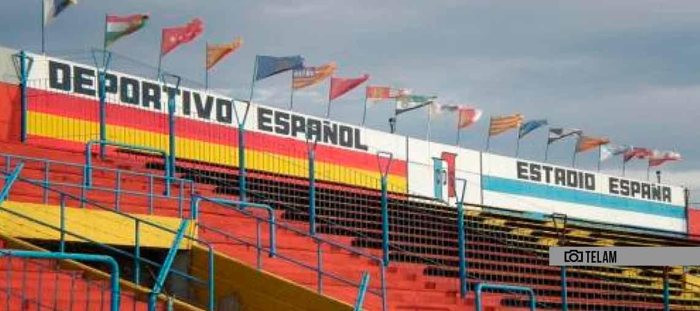 Deportivo Español: volver a empezar