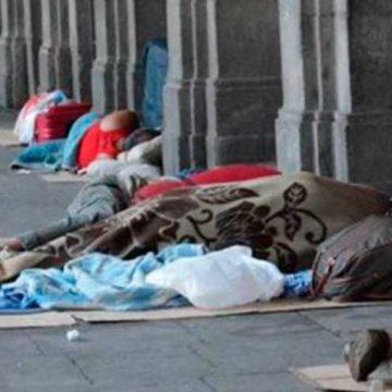 La mitad de los niños del país son pobres