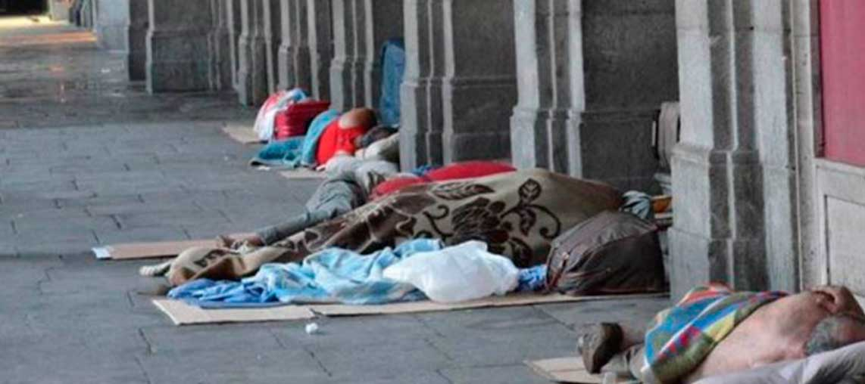 Según un censo popular, hay más de 7 mil personas en situación de calle