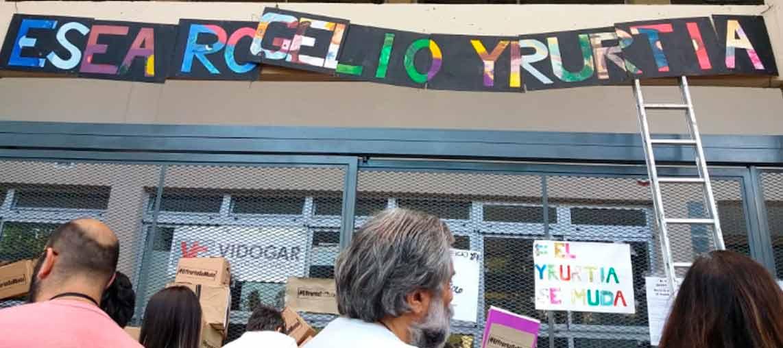 La Ciudad no podrá utilizar el edificio del Yrurtia para traspasar a otra escuela