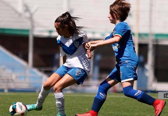"""""""El socio de Vélez tiene la mente abierta para aceptar al fútbol femenino"""""""