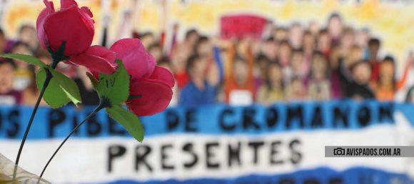 Familiares y sobrevivientes de Cromañón exigieron la expropiación del establecimiento
