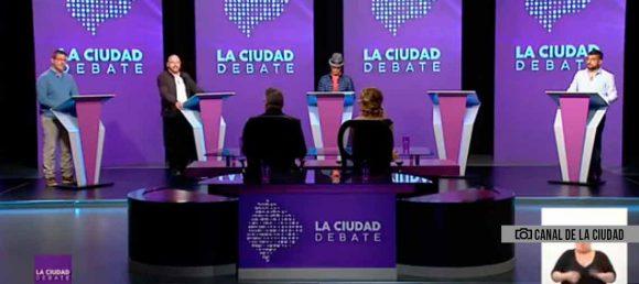 Se realizó el debate de candidatos por la Junta Comunal 9