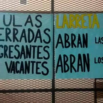 Legisladores reclaman las vacantes del Rogelio Yrurtia