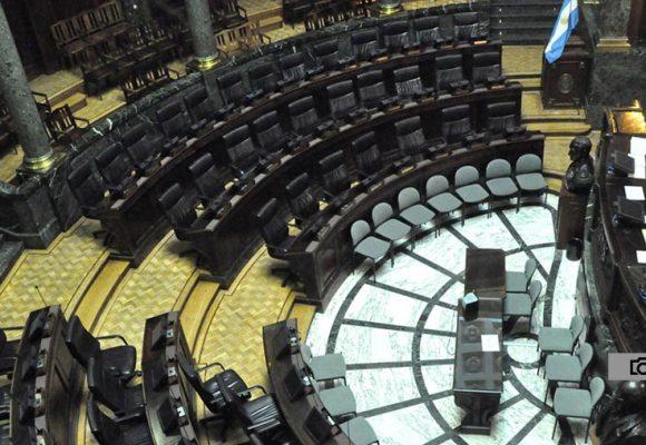 Los legisladores porteños retomaron su actividad de manera remota