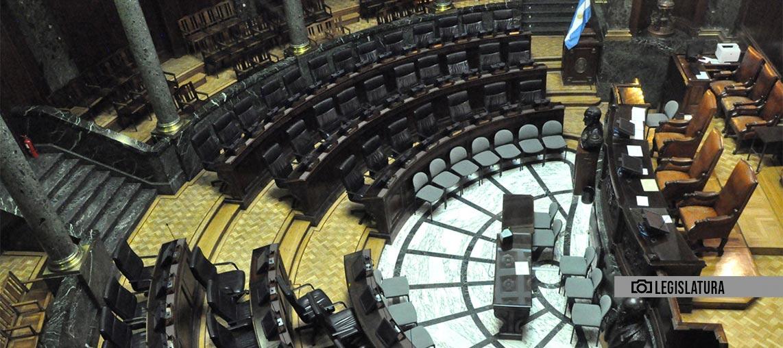 Así será la Legislatura porteña a partir del 10 de diciembre