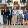 La Ciudad presentó a los ministros de la próxima gestión
