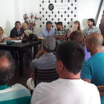 Se realizó una nueva reunión del Consejo Consultivo 9