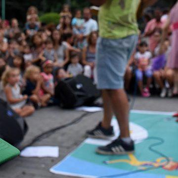 """Vuelve el programa """"Vamos las plazas"""" a la Comuna 9"""