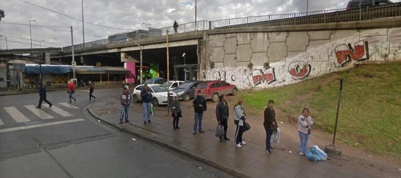 Cuáles son las paradas de colectivos más peligrosas de la Ciudad