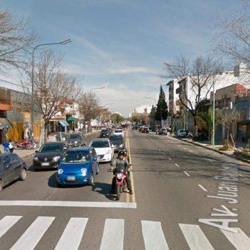 Comerciantes y vecinos de Mataderos rechazan el corso de Avenida J. B. Alberdi