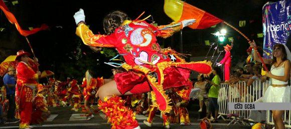 Comenzaron los Carnavales Porteños