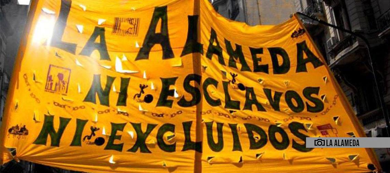 La Alameda de Parque Avellaneda denunció 30 prostíbulos porteños