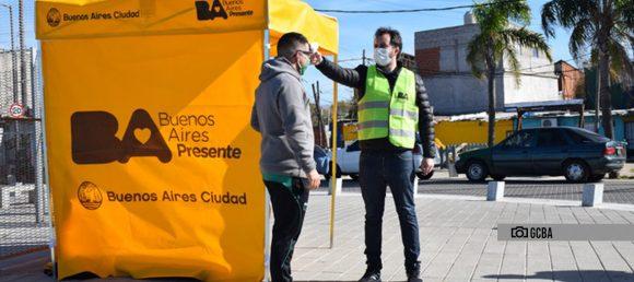 Villa Cildañez: Comenzó a implementarse el Plan DetectAR